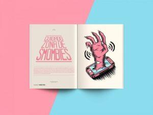 verboten-magazine-design