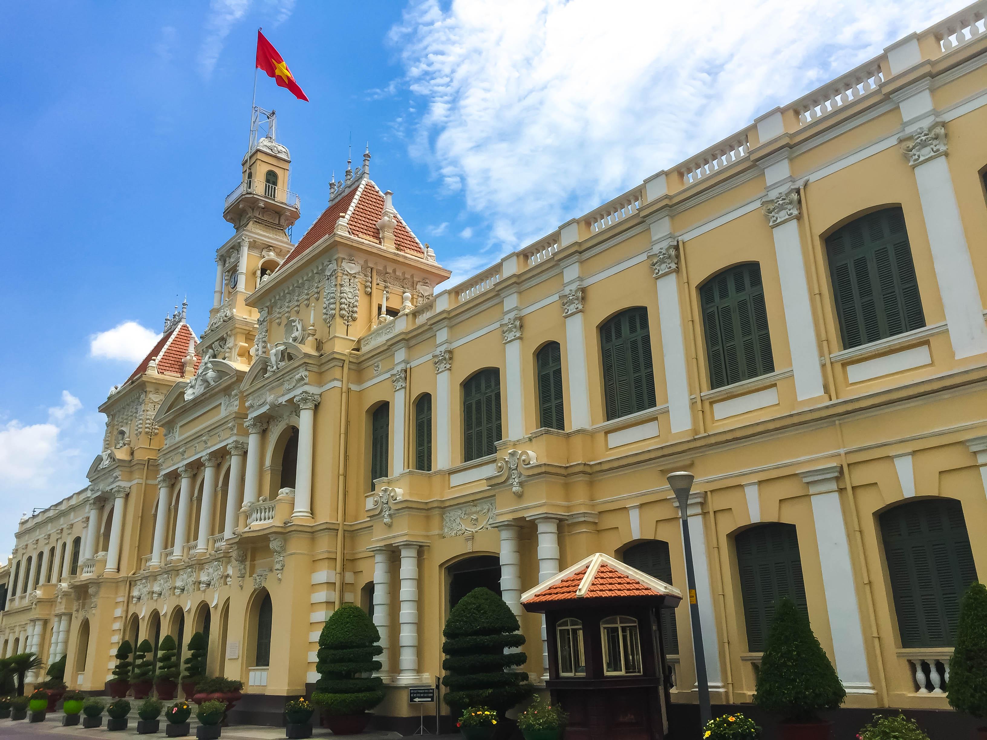 an image Krazelle took of Ho Chi Minh City, Vietnam