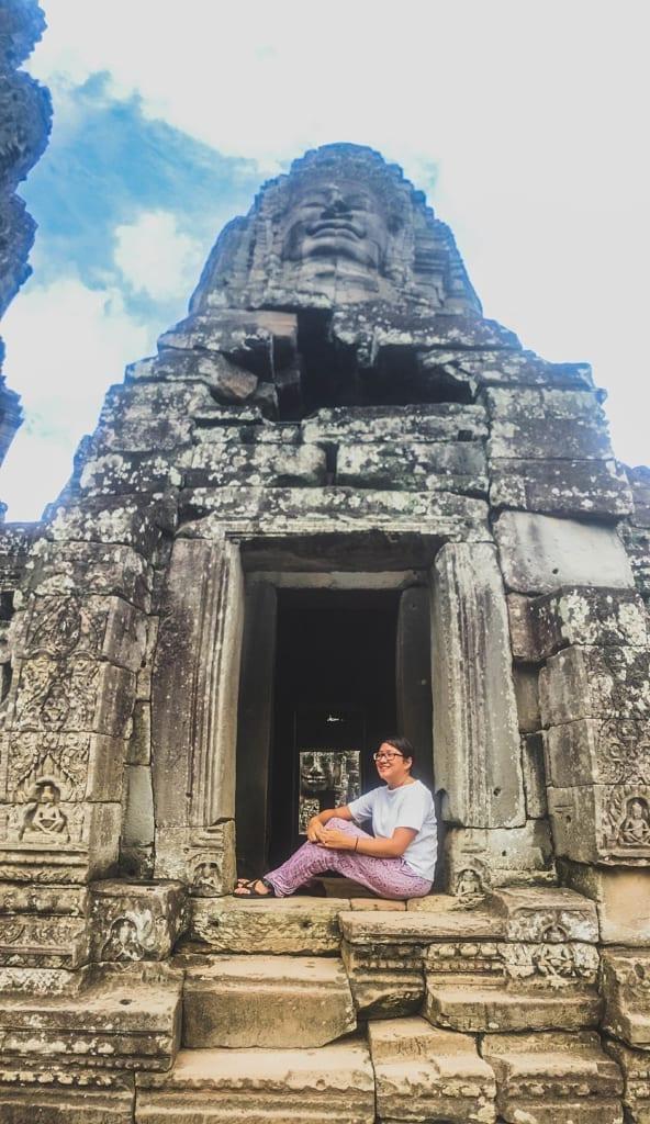 an image of Krazelle traveling solo in Vietnam