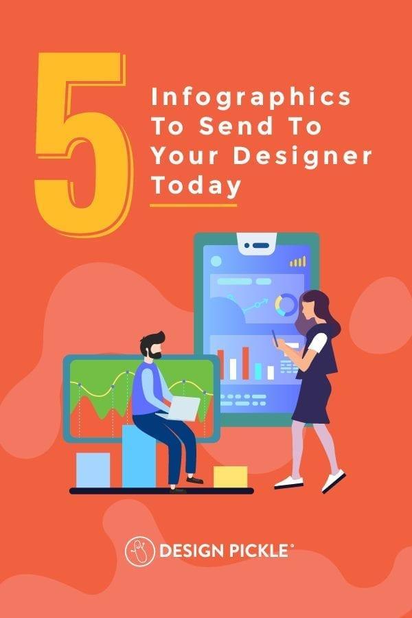 5 Infographics on Pinterest