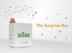 Dose Packaging Design Sample