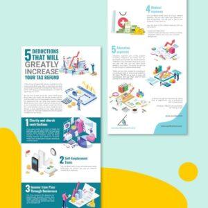 most popular designs #3: Infographics