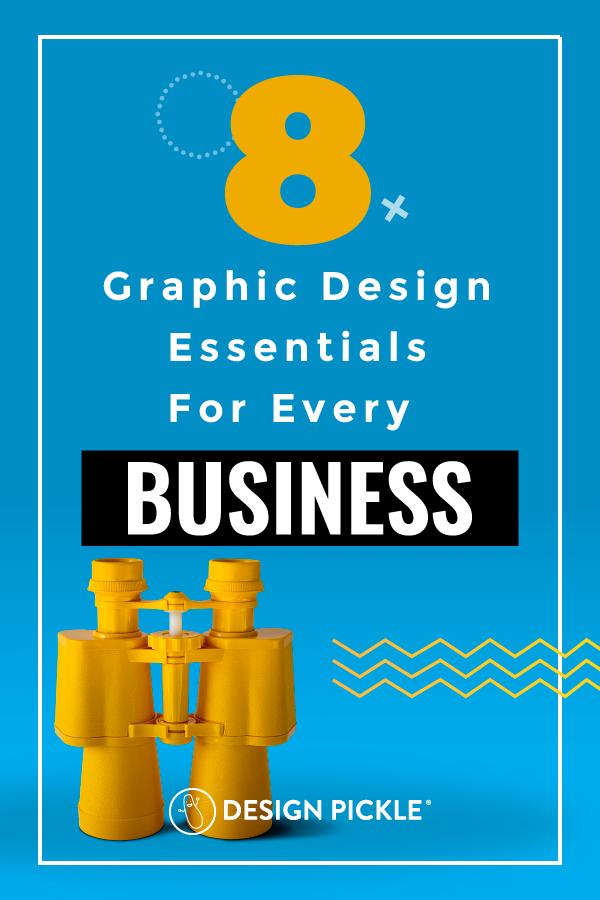 8 Graphic Design Essentials on Pinterest