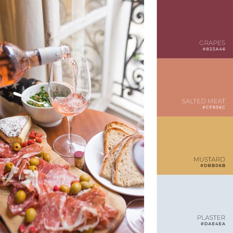 summer color palette inspiration