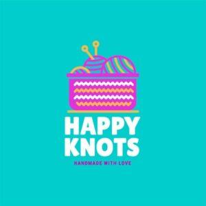 happy knots logo