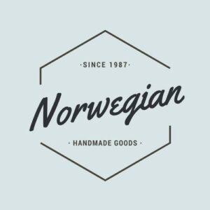 norwegian handmade goods logo