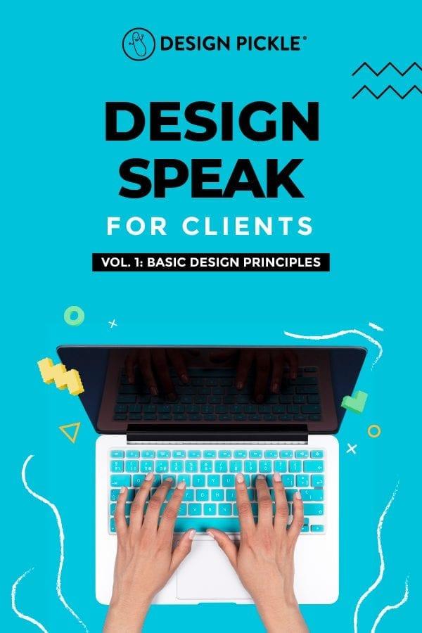 Design Speak for Clients