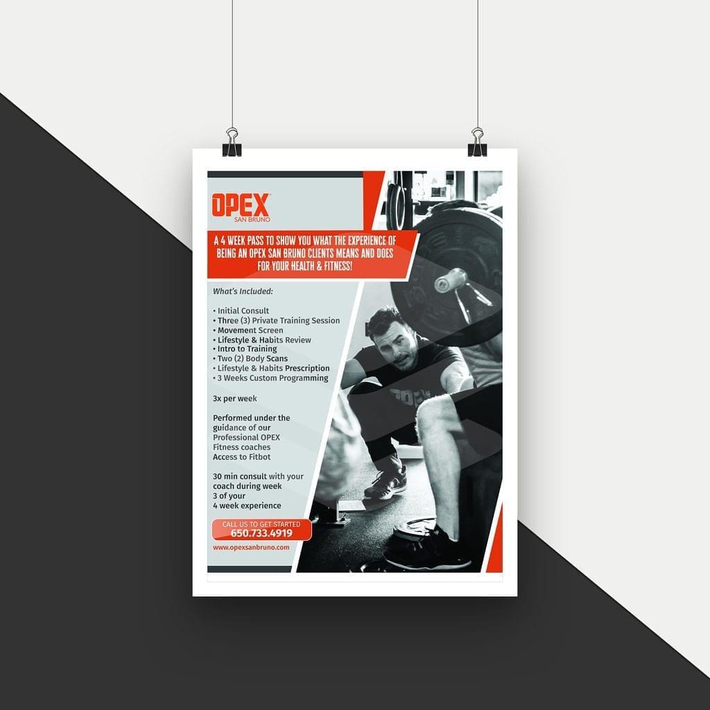 promotional flyer design inspiration