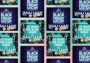 Black Friday Ad Design