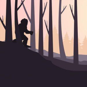 custom-illustration-bigfoot-forest