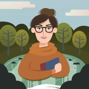 custom-illustration-niece-portrait