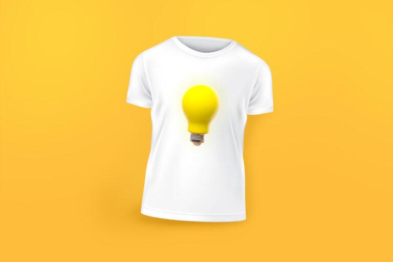 How to Design Custom T-Shirts